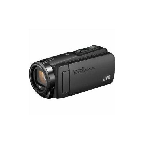 JVCケンウッド ハイビジョンメモリービデオカメラ 「Everio(エブリオ) Rシリーズ」 64GB マットブラック GZ-RX680-B(代引不可)【送料無料】【smtb-f】