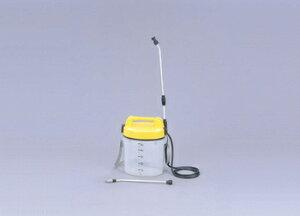 アイリスオーヤマ 除草剤用電池式噴霧器 噴霧器 イエロー IR-5000A(代引き不可)【送料無料】