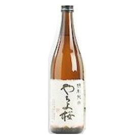 日本酒 純米 日本酒 仁勇 特別純米 やちよ桜720ml(代引き不可)【送料無料】【S1】