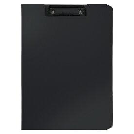 ソニック クリップファイル ソフィット A4タテ ブラック 1枚