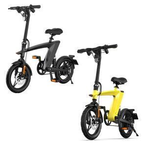 電動自転車 H1-YE 自転車 e-bike 電動 電気(代引不可)【送料無料】
