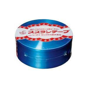 (まとめ買い)CIサンプラス スズランテープ 24202014 470m 青 【×10セット】