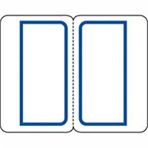 (まとめ買い)ジョインテックス インデックスラベル中 青 B053J-MB 20シート 【×30セット】