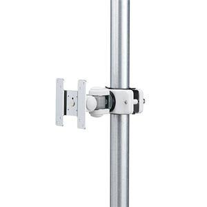 サンワサプライ 支柱取付け液晶モニタアーム CR-LA353