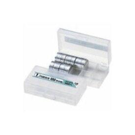 (業務用200セット) オープン工業 コインケース M-1W 1円用 収納100枚 ×200セット