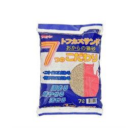 (まとめ)ペグテック Newトフカスサンド 7L 【ペット用品】【×4 セット】