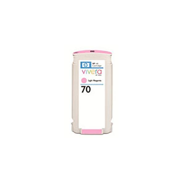 (業務用3セット) 【純正品】 HP インクカートリッジ/トナーカートリッジ 【C9455A HP70 LM ライトマゼンタ】