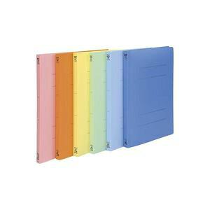 (業務用30セット) ビュートン PPフラットファイル バインダー 2穴 FF-A4S ロイヤル青10冊 ×30セット