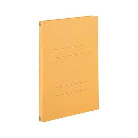 (業務用セット) のび-るファイル エスヤード 紙表紙(背幅17-117mm) AE-50F-50 イエロー 1冊入 【×10セット】