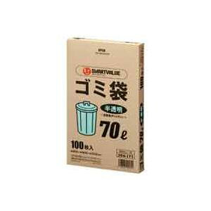 (業務用40セット) ジョインテックス ゴミ袋 HD 半透明 70L 100枚 N045J-70 ×40セット