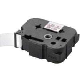 (業務用40セット) マックス 文字テープ LM-L506BM 艶消銀に黒文字 6mm ×40セット