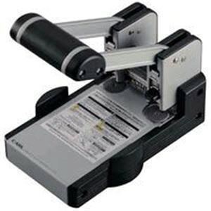 (業務用5セット) カール事務器 強力パンチ HD-410N 【×5セット】