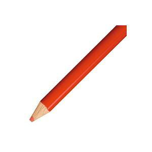 (業務用50セット) トンボ鉛筆 色鉛筆 単色 12本入 1500-26 朱 ×50セット
