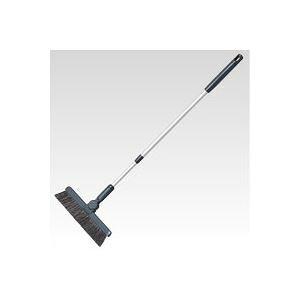 (業務用セット) テラモト お掃除用具 BM-2ホーキ(伸縮柄) CL-465-220-7 1本入 【×2セット】