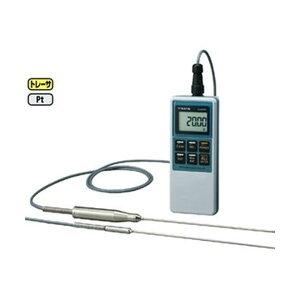 防水型デジタル標準温度計 SK-810PT(本体のみ)