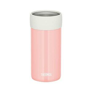 サーモス 保冷缶ホルダー 【500ml缶用 コーラルピンク】 JCB-500