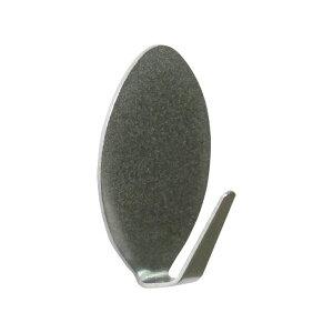 (まとめ)ミツヤ 強接着フック ステンレス耐荷重5kg KSH-5-SUS 1パック(3個)【×10セット】