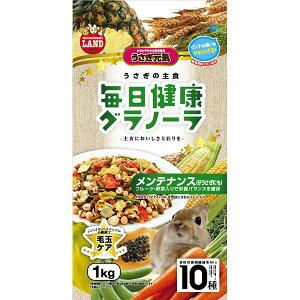 (まとめ)毎日健康グラノーラ メンテナンス 1.0kg(ペット用品)【×6セット】
