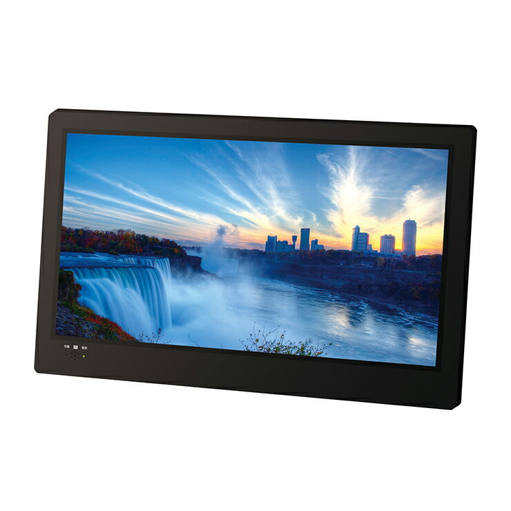 11.6型 録画機能付き フルセグ TV OT-FT116AK ポータブルTV 2Wayタイプ HDMI入力端子搭載 家庭用ACアダプター DCアダプター【送料無料】