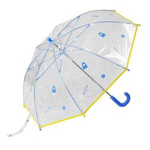 45cmPOE子供傘スペース白