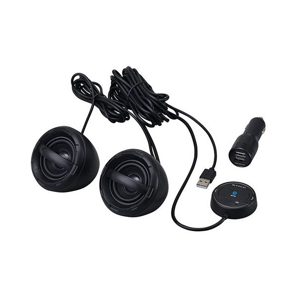 セイワ Bluetoothデュアルスピーカー BT910