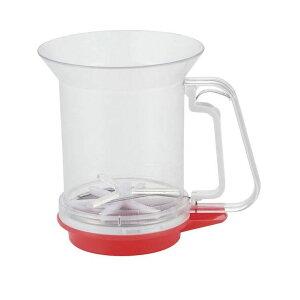 貝印 カイハウスセレクト 洗える粉ふるい 受け皿付 DL6261