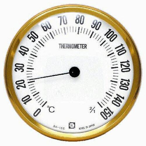 CRECER・サウナ用温度計・SA-150 大工道具:測定具:温度計・他(代引き不可)