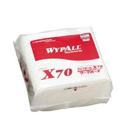 ・ワイプオール‐×70四つ折り・60370 作業工具:油:ウエス(代引き不可)