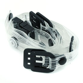 TOYO・透明アゴ紐・NO.TE-1 先端工具:保護具・安全用品:TOYO製品