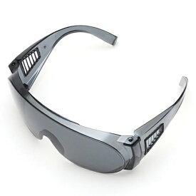 EB−SK11・安全グラス・EG-2‐グレー 先端工具:保護具・安全用品:保護メガネ・防災面(代引き不可)