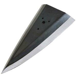 千吉‐金・選べる三角ホー‐全鋼‐大・ヘッド 園芸道具:土農具:立鎌