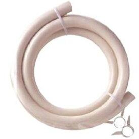 ダンロップホームプロダクツ ダンロップ 都市ガス用新ガスソフトコード(内径13mm) ホースバンド付き 1m 3380