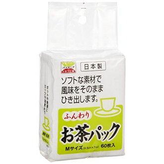 60張裝tokiwa工業鬆軟的茶包高湯包M尺寸