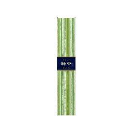 日本香堂 かゆらぎ スティック 緑茶40本(代引不可)