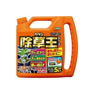 カダン 除草王シリーズ ザッソージエース 5L