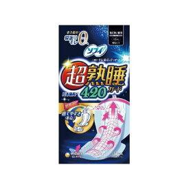 ユニ・チャーム ソフィ超熟睡ガ-ドワイドG420 10枚(代引不可)