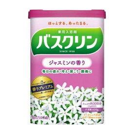 バスクリン バスクリン ジャスミンの香り 600G 医薬部外品(代引不可)