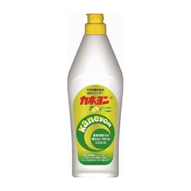 カネヨ石鹸 カネヨン レモン 550g 日用品 日用消耗品 雑貨品(代引不可)