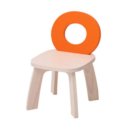 Charmant I Say Doughnut Chair Baby Chair Wooden Child Chair Tree Kids E Ko And Come  (collect On Delivery Impossibility)