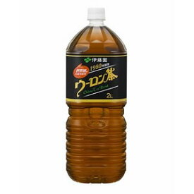 伊藤園 ウーロン茶 2L×6本 1ケース 烏龍茶(代引き不可) 【送料無料】
