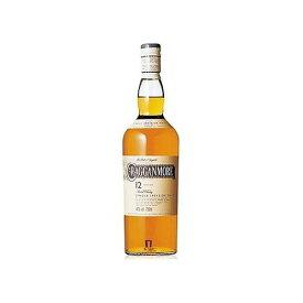 クラガンモア 12年 ウイスキー類 イギリス産 700ml×1本 40度 【単品】【送料無料】