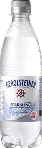 ポッカサッポロ GEROLSTEINER(ゲロルシュタイナー) ペット 500ml×24本(代引き不可)