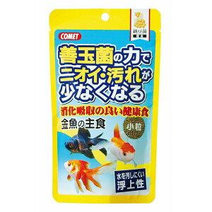 イトスイ イトスイ 金魚の主食 納豆菌小粒 90g