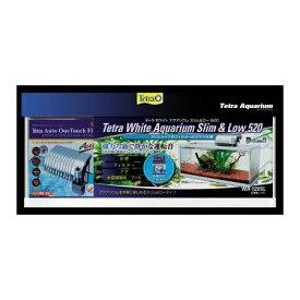スペクトラムブランズジャパン ホワイトアクアリウム スリム&ロー 520