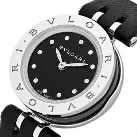 ブルガリ BVLGARI B-ZERO1 クオーツ レディース 腕時計 BZ23BSCL ブラック【送料無料】