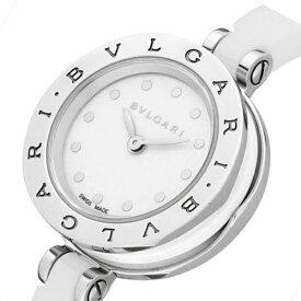 ブルガリ BVLGARI B-ZERO1 クオーツ レディース 腕時計 BZ23WSCC-S ホワイト【送料無料】