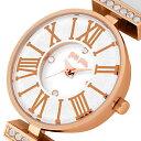 フォリフォリ ミニ ダイナスティ クオーツ レディース 腕時計 時計 WF13B014SSW-WH【楽ギフ_包装】