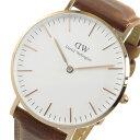 ダニエル ウェリントン クラシック ダラム/ローズ 36mm 腕時計 時計 DW00100111