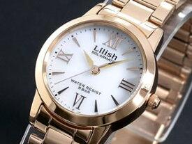 シチズン製 リリッシュ 腕時計 時計 ソーラー レディース H997-903H2 P01Mar15