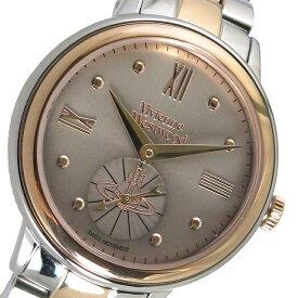 ヴィヴィアンウエストウッド Vivienne Westwood クオーツ レディース 腕時計 時計 VV158GYTT ブラウン
